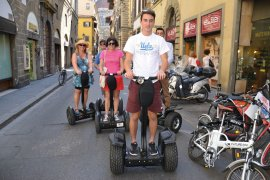 Visita guidata di Firenze in Segway