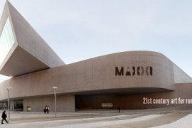 Family friendly small-group tour at MAXXI: enjoy modern art with your kids