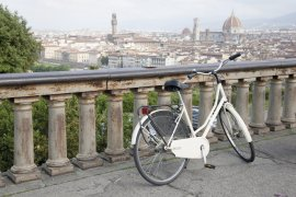 Tour di Firenze in bicicletta