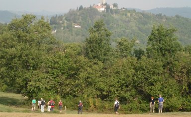 Trekking or Mountain Bike in Monferrato or Langhe