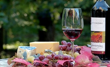 Gourmet in Umbria: wines and cheeses