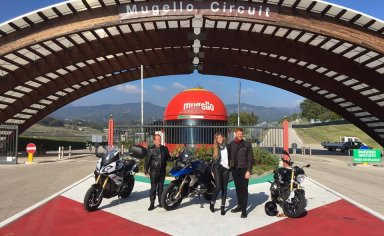 Motorcycle tour from Florence to MotoGP Italy in Mugello