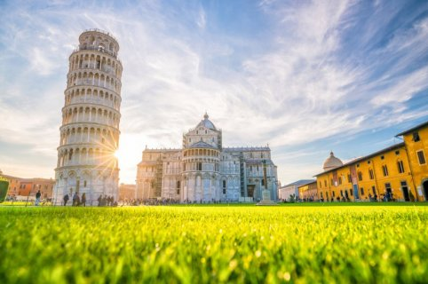 Pisa Morning Tour & Leaning Tower