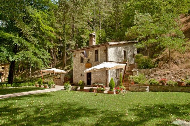 Natural well-being in the heart of Umbria