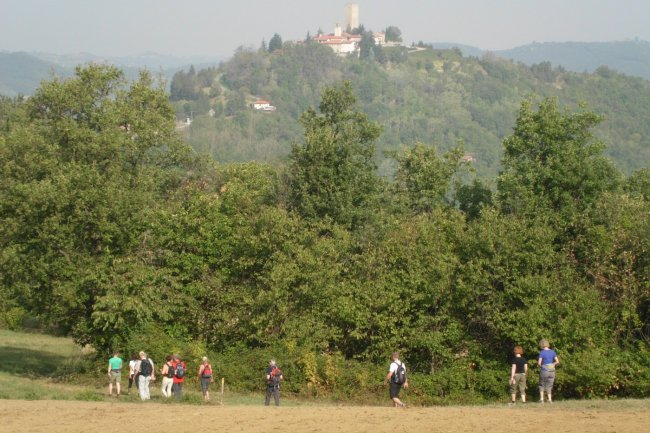 Trekking o Mountain Bike tra Monferrato e Langhe