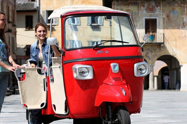 Tour di Olbia  in tuk tuk