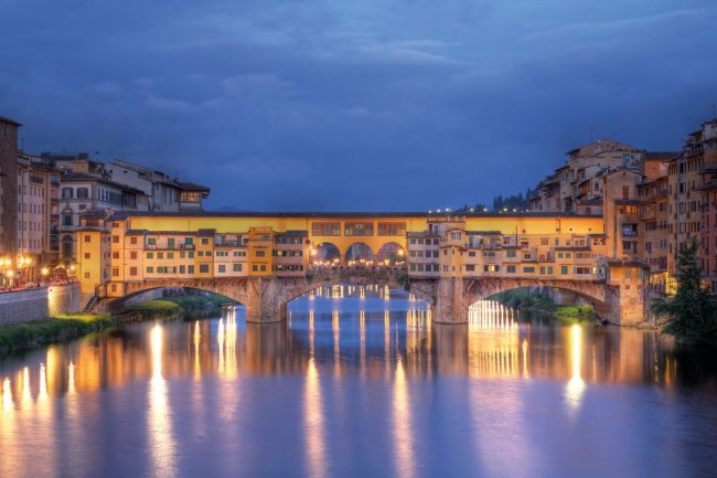 Florence by Night with Dinner with Bistecca alla Fiorentina