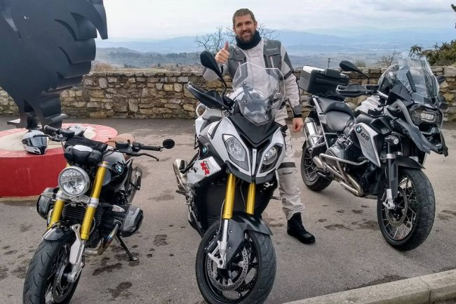 Motorcycle Tour of Chianti